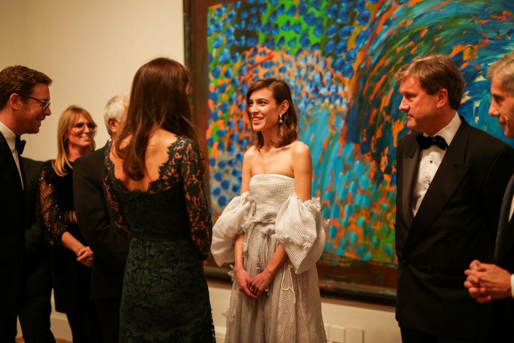 Kate Middleton et Alexa Chung